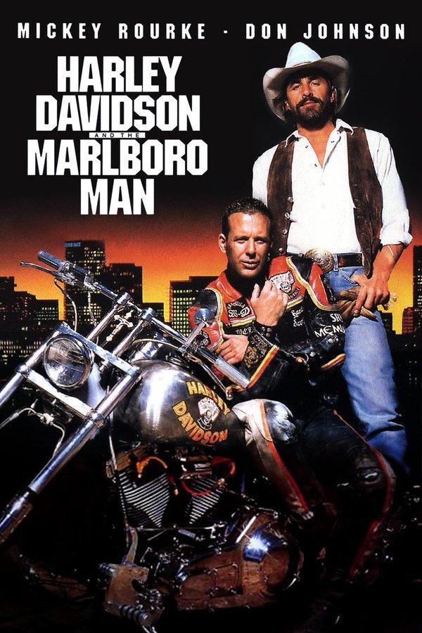 Harley Davidson a Marlboro Man online