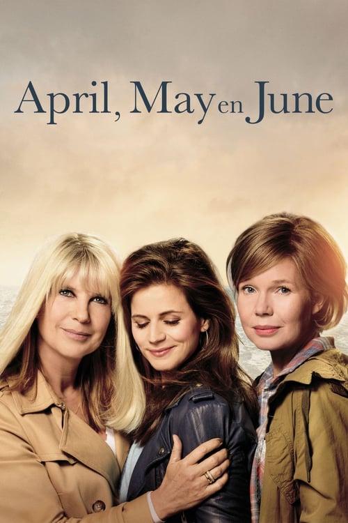 April, May en June online