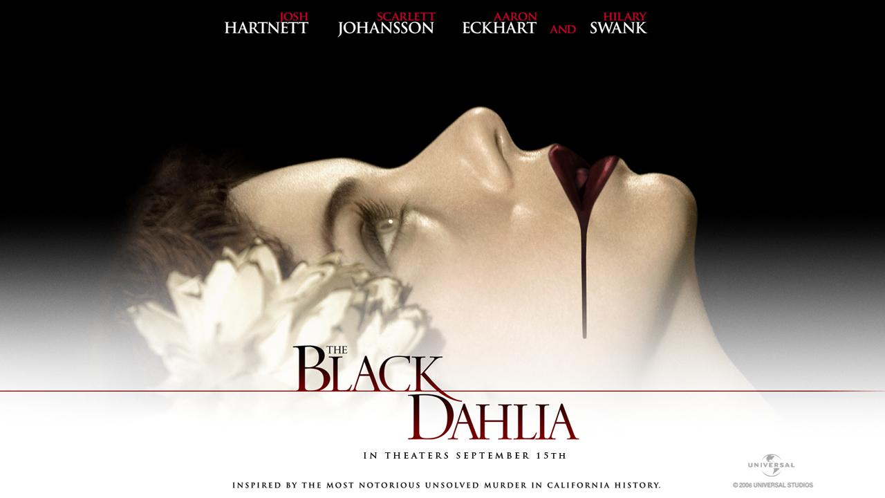 Černá Dahlia online