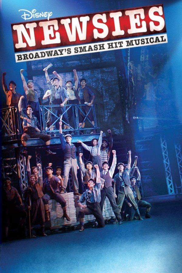Newsies: The Broadway Musical online