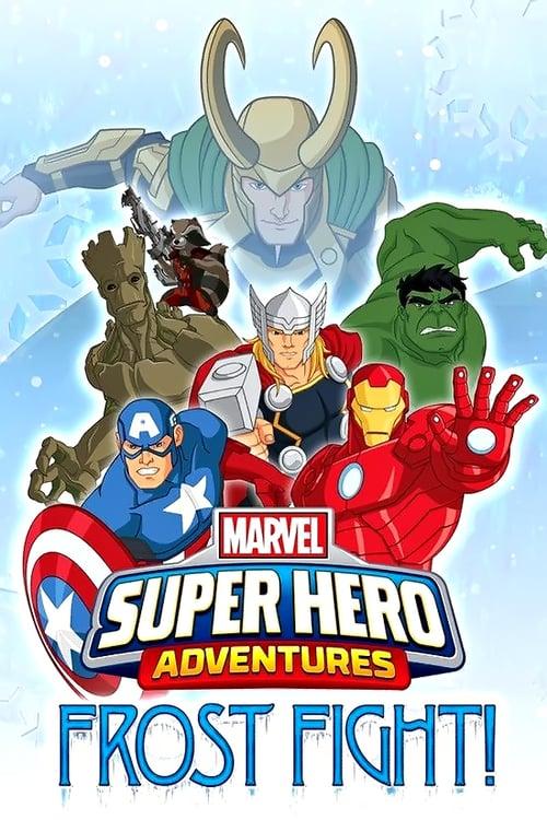 Marvel Super Hero Adventures: Frost Fight! online