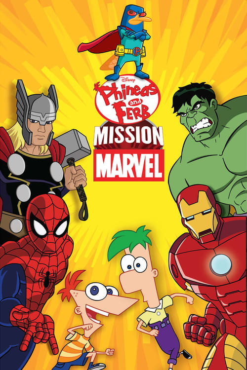 Phineas and Ferb: Mission Marvel online