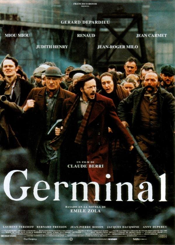 Germinal - Tržby a návštěvnost