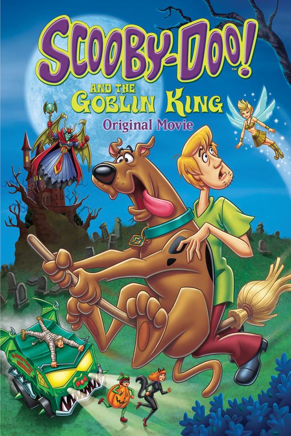 Scooby-Doo a král skřítků online