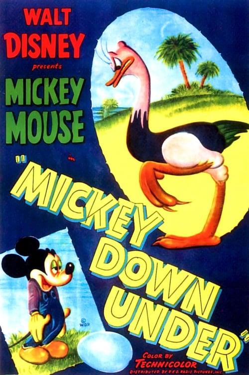 Mickey Down Under online