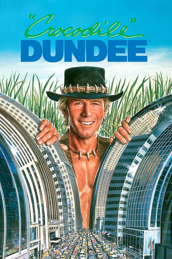 Krokodýl Dundee online