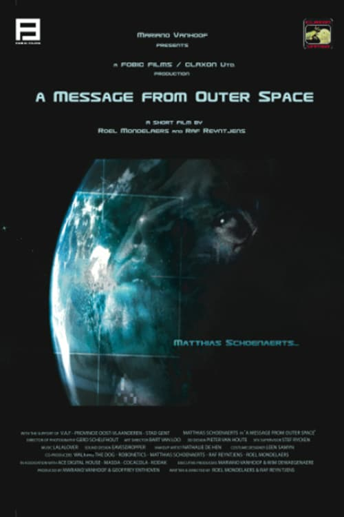 A Message from Outer Space online