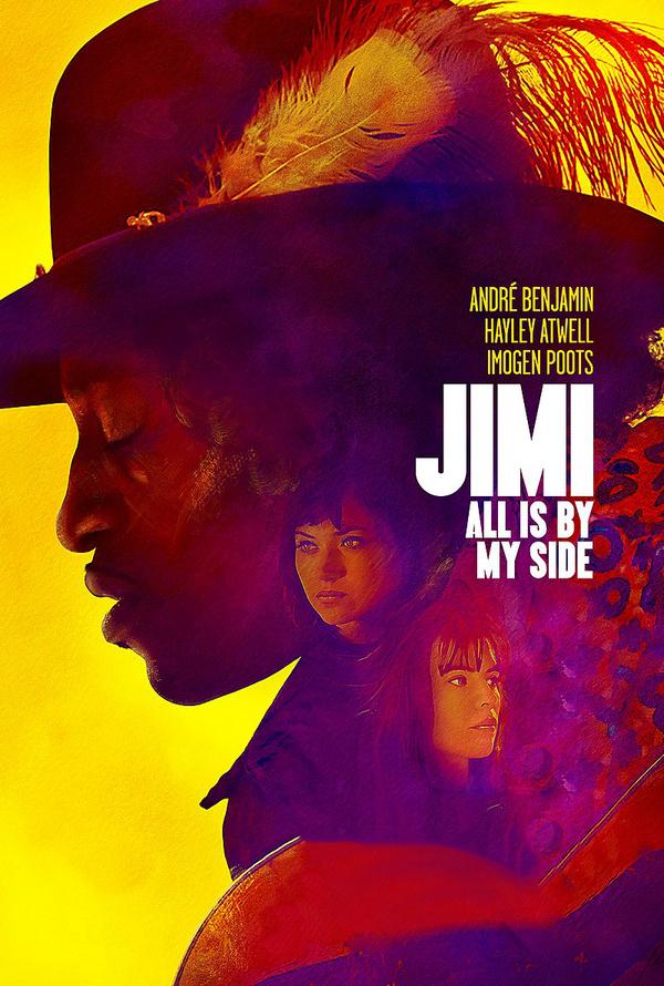 Jimi: Hvězda stoupá vzhůru online