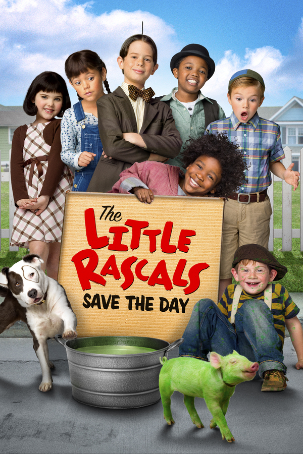 The Little Rascals Save the Day online