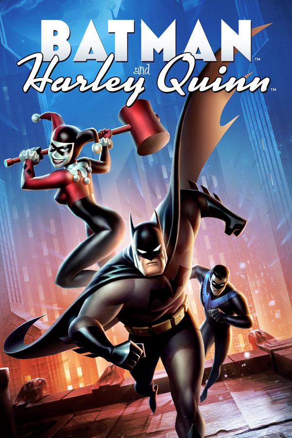 Batman a Harley Quinn online