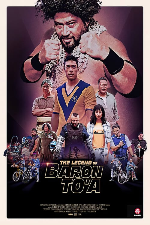 The Legend of Baron To'a online