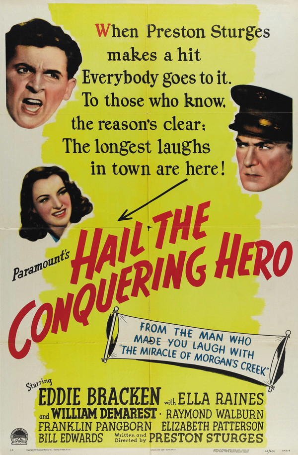 Hail the Conquering Hero online