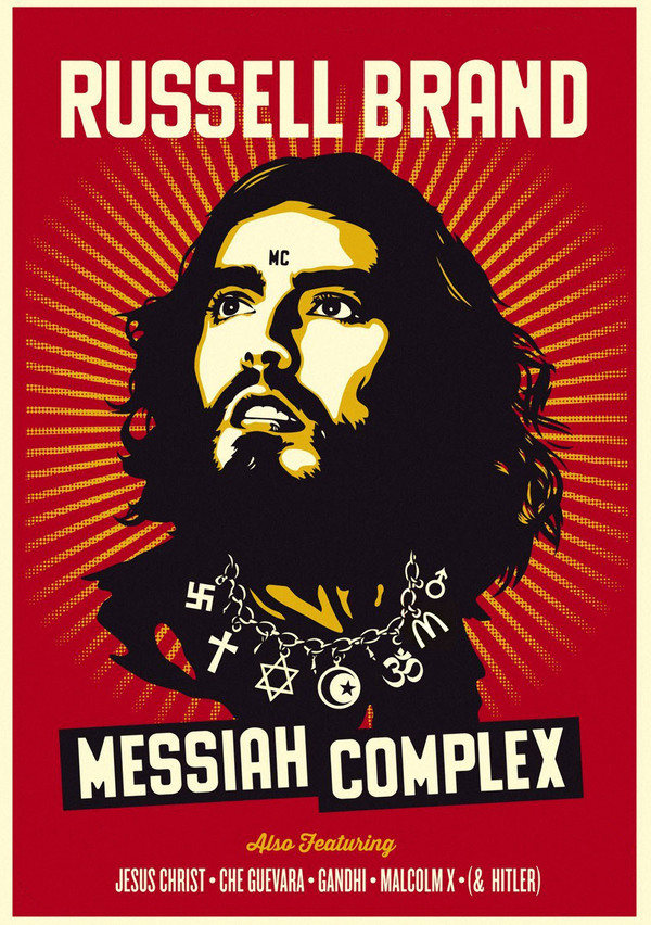 Russell Brand: Messiah Complex online