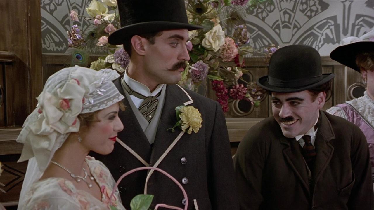 Chaplin - Tržby a návštěvnost