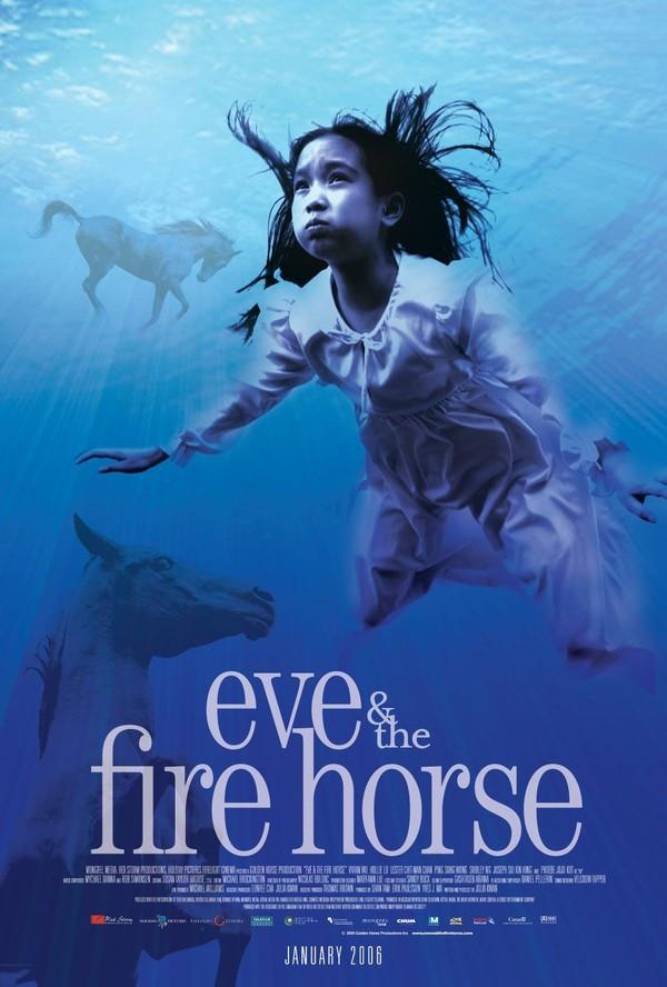 Eva a rok ohnivého koně online