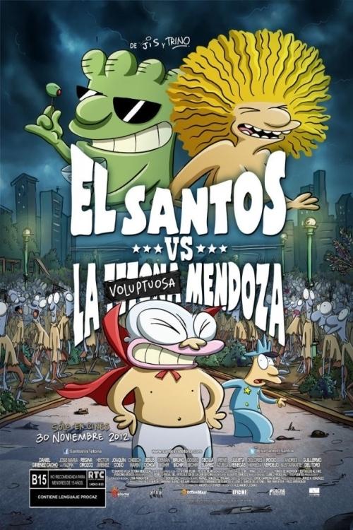 El Santo bojuje proti Blue Démonovi na Atlantidě online