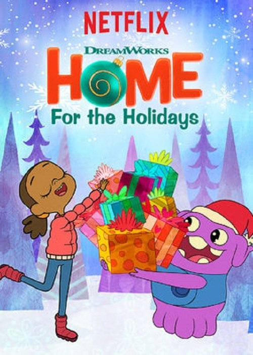 DreamWorks Home: For the Holidays online