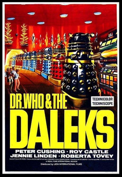 Pán času a Dalekové online