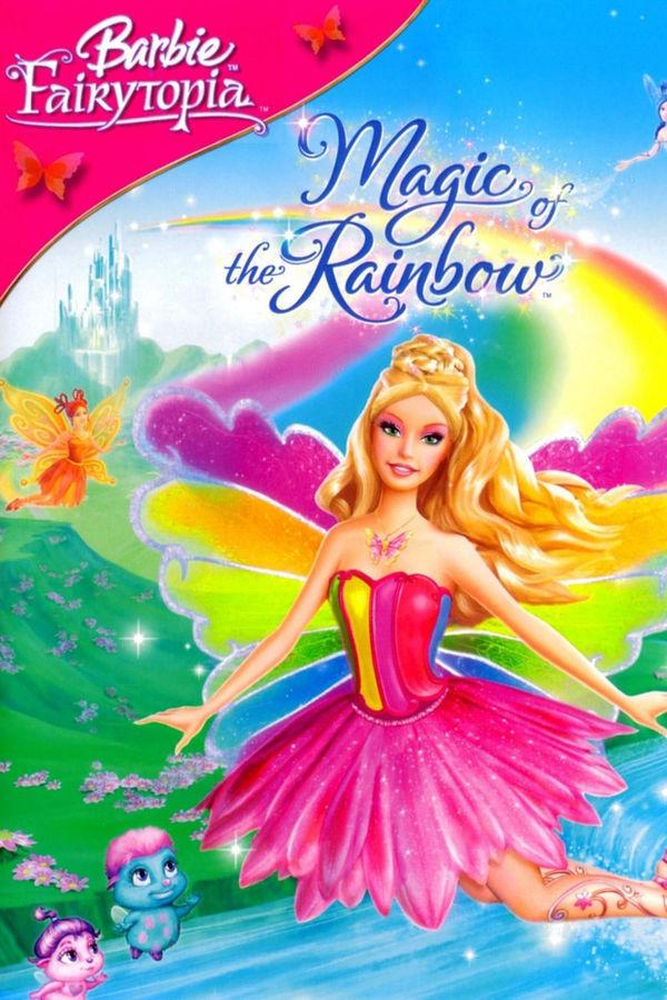 Barbie Fairytopia:Kouzlo duhy online