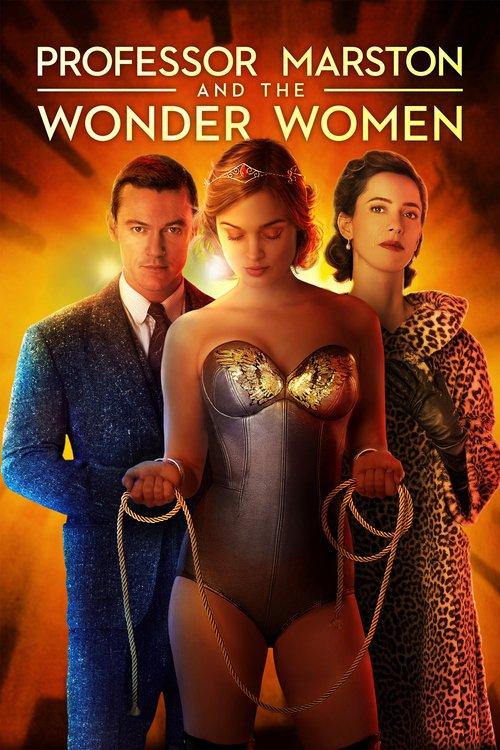Profesor Marston a dvojí Wonder Woman online