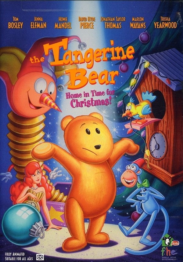 The Tangerine Bear: Home in Time for Christmas! online