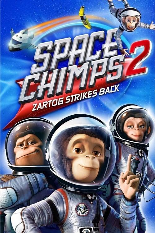 Space Chimps 2: Zartog Strikes Back online