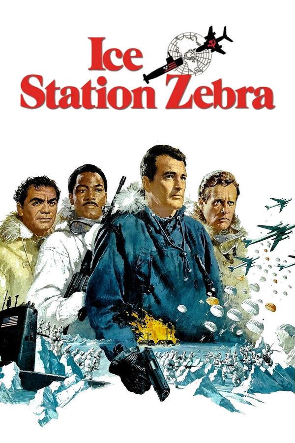 Ice Station Zebra online