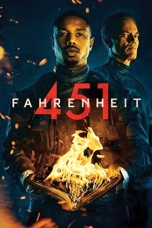 451 stupňů Fahrenheita online