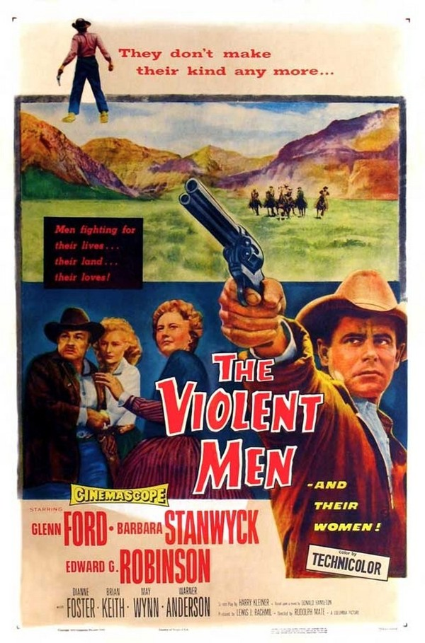 The Violent Men online