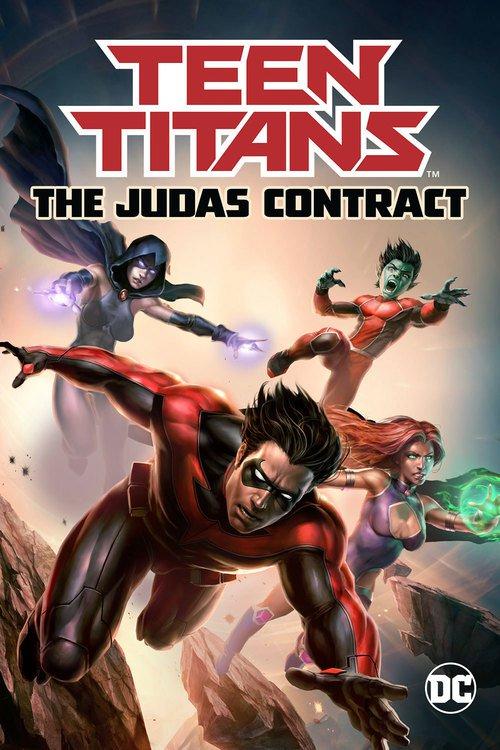 Mladí Titáni: Jidášova smlouva online