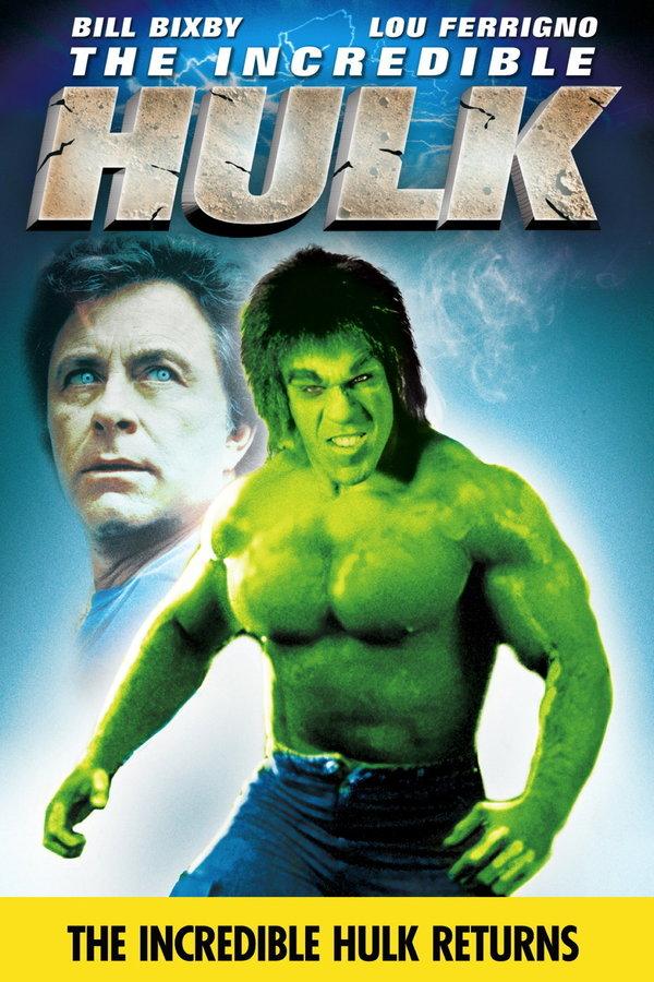 Návrat neuvěřitelného Hulka online