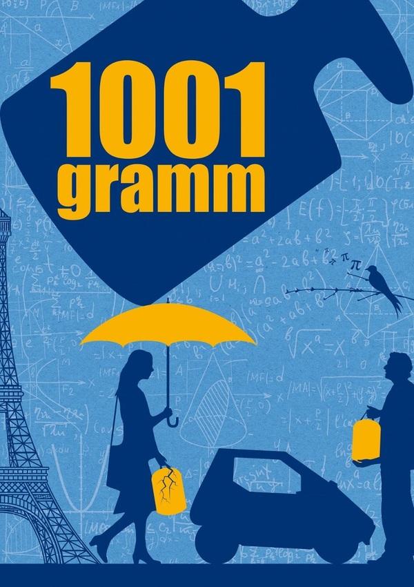 1001 gramů online