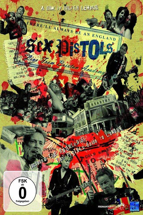 Sex Pistols: Anglie tu bude navždy - Tržby a návštěvnost