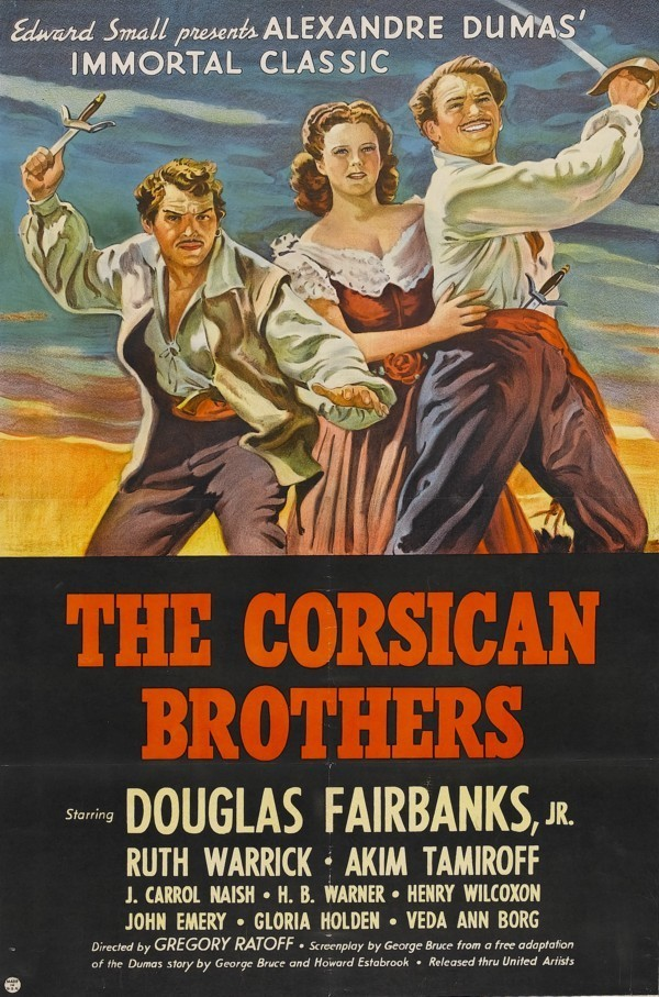 The Corsican Brothers online