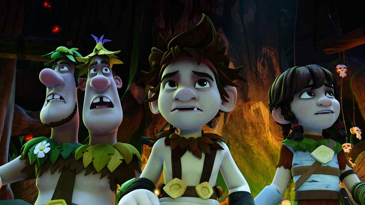 Trollové a kouzelný les - Tržby a návštěvnost