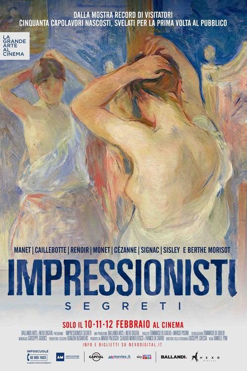 Tajemní impresionisté online