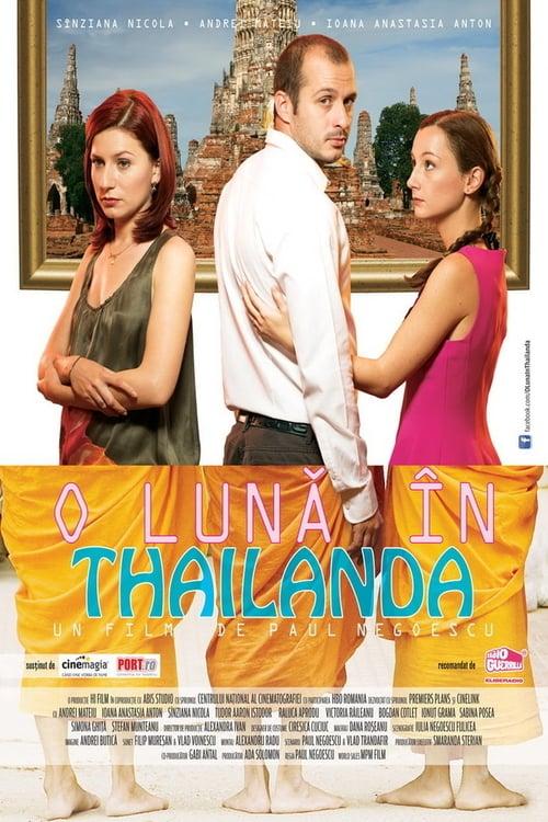Měsíc v Thajsku online