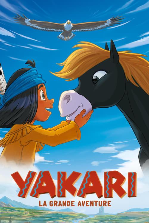 Yakari - Velké dobrodružství online
