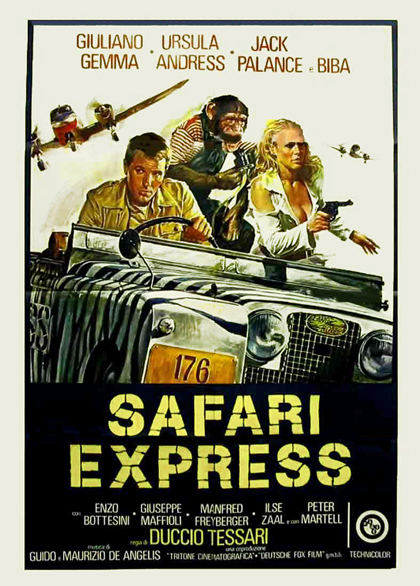 Safari Expres online