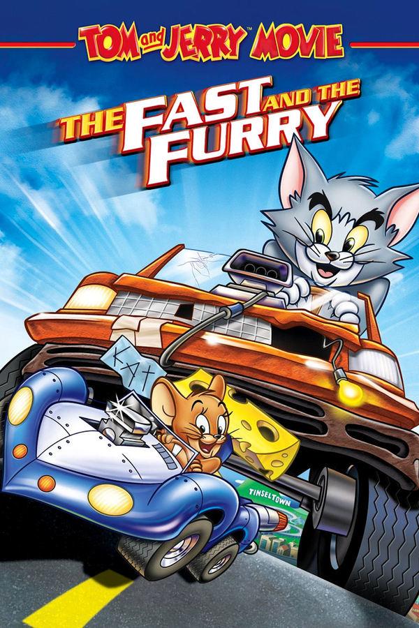 Tom a Jerry: Rychle a chlupatě online
