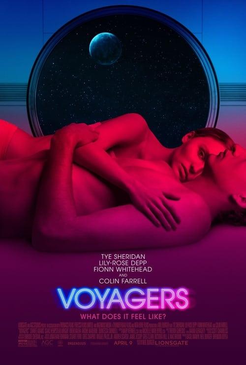 Voyagers - Vesmírná mise online