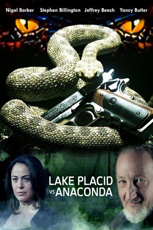Jezero vs. anakonda online