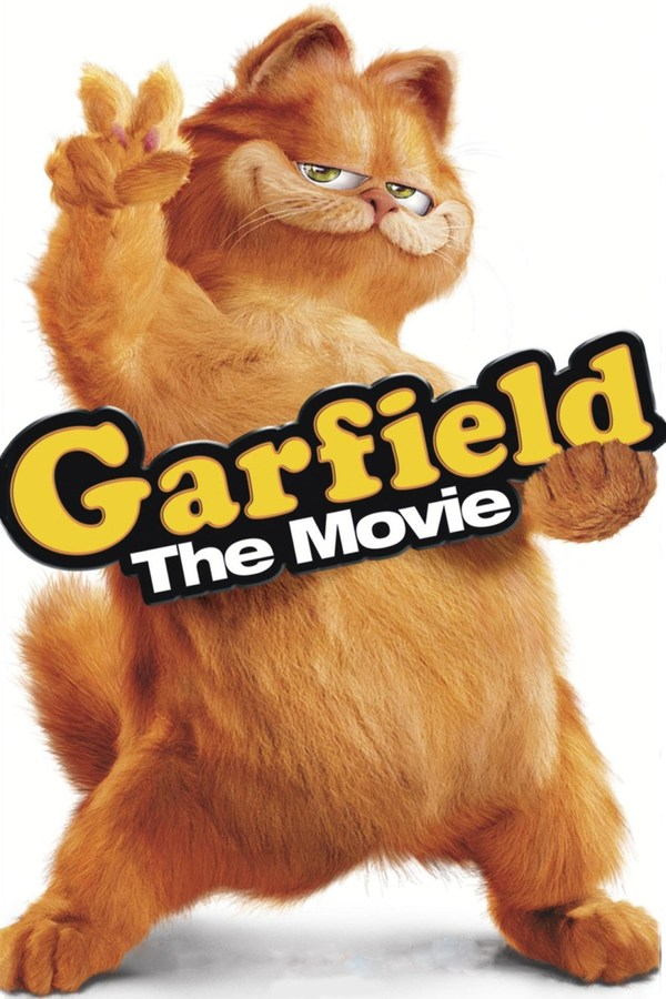 Garfield ve filmu online