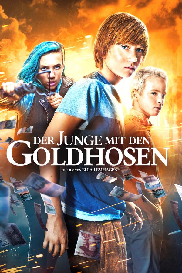 TheBoywiththe GoldenPants online