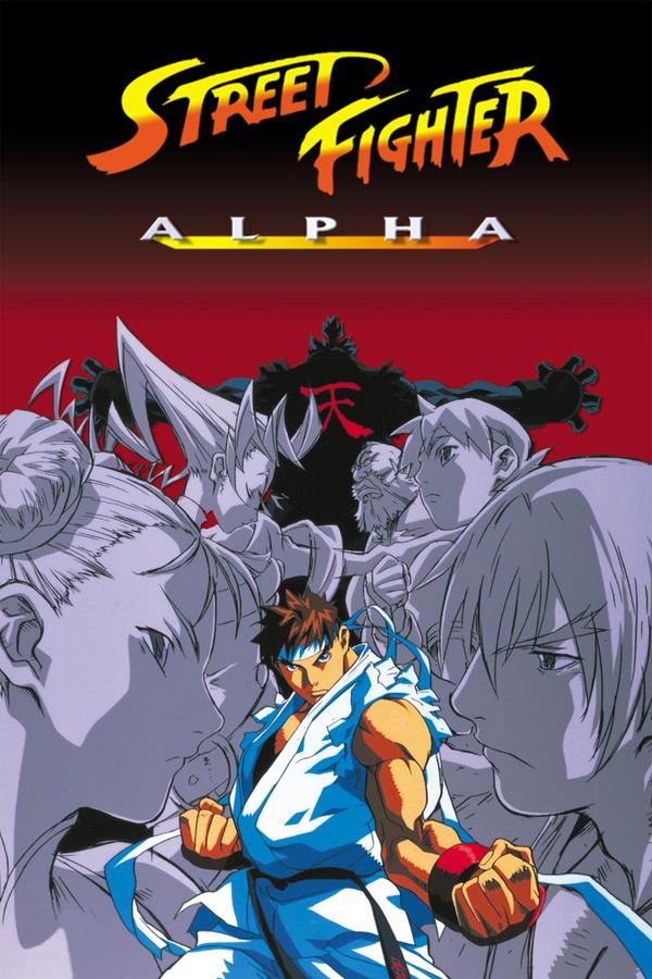 Street Fighter Alpha online