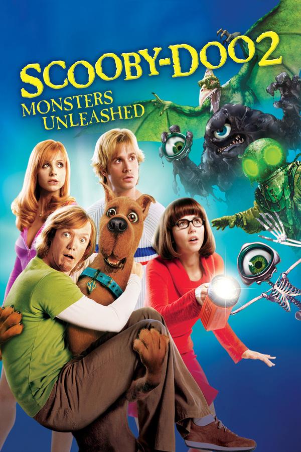 Scooby-Doo 2: Nespoutané příšery online
