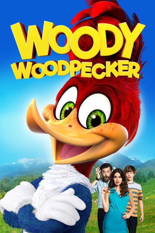 Woody Woodpecker online