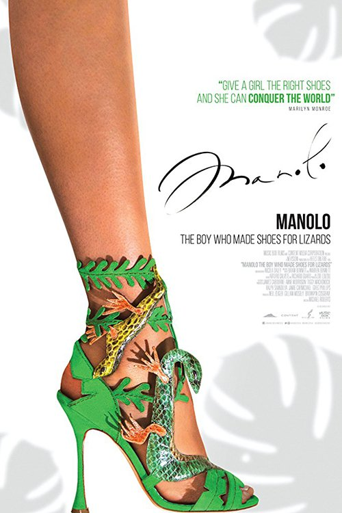 Manolo: The Boy Who Made Shoes for Lizards online