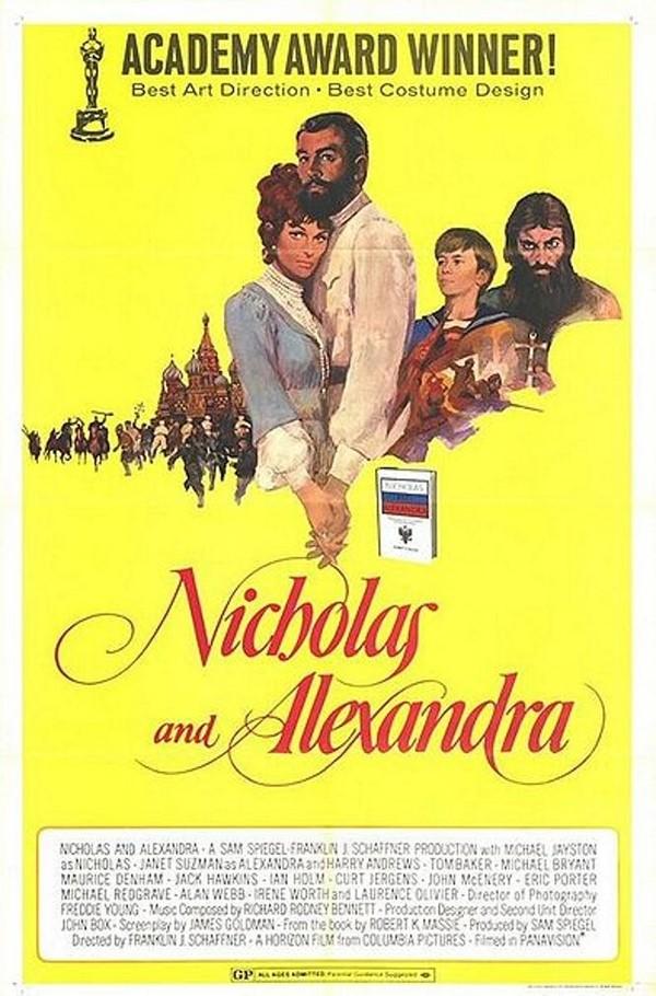 Mikuláš a Alexandra online