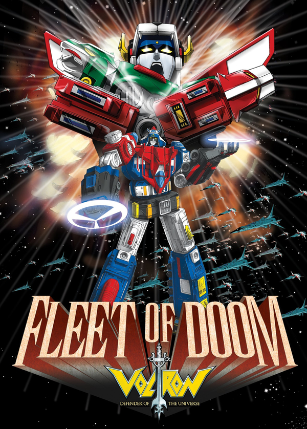 Voltron: Fleet of Doom online